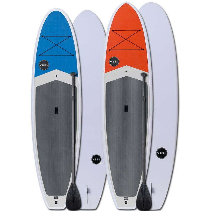 VESL Bomber Armor Shell 10'6 & 11'6 Ultra Tough Paddle Board 2 Board Package - Paddle Surf Warehouse