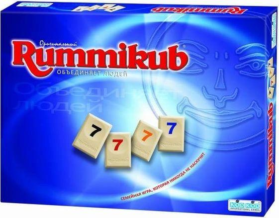 KodKod 2600 Rummikub оригинальная версия
