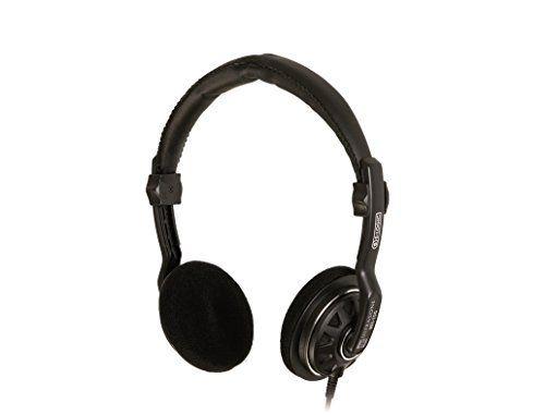 Ultrasone HFI-15G S-Logic Surround Sound Professional Semi Open-back Headphones