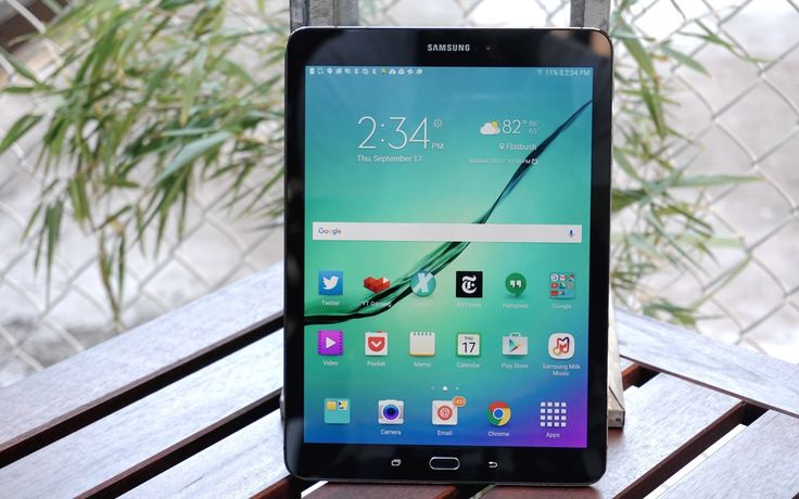Samsung Galaxy Tab S2 review: insanely thin, but not much of an upgrade | #gadget #review #samsung #galaxytabs2