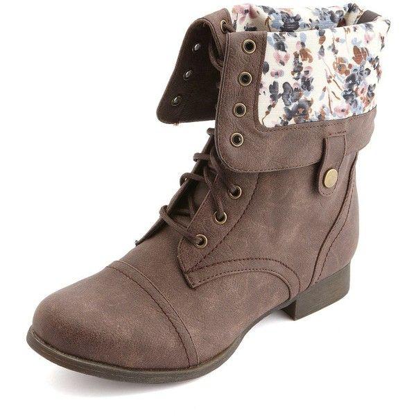 25  Best Ideas about Cute Combat Boots on Pinterest | Brown combat ...