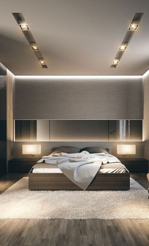 57 New Trend And Modern Bedroom Design Ideas For 2020 Part 36