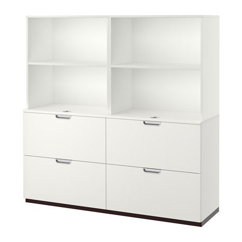 GALANT Storage Combination With Filing IKEA