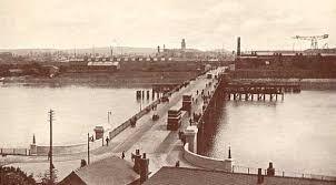 Walney Bridge Leading to Barrow in Furness