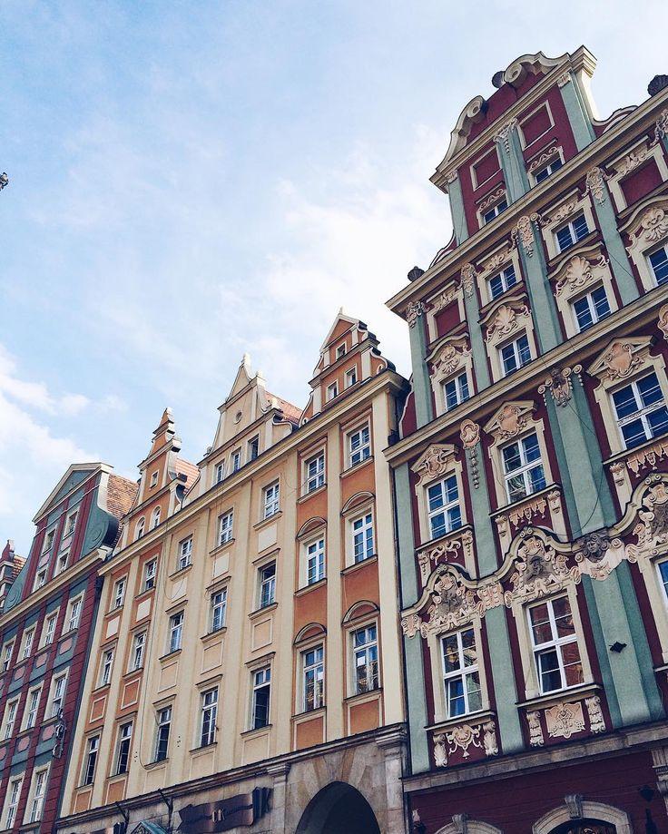 """Polubienia: 48, komentarze: 3 – Magda S (@mag_swiech) na Instagramie: """"#siemawro #wroclove #minitrip #architecture #oldarchitecture #wroclaw @poland_architecture…"""""""
