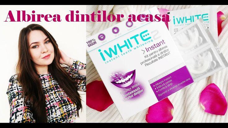 Albirea dintilor acasa / Teeth whitening at home