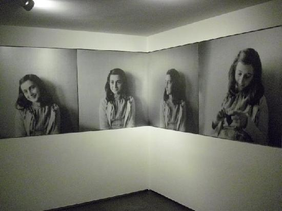Anne Frank House- Amsterdam, The Netherlands