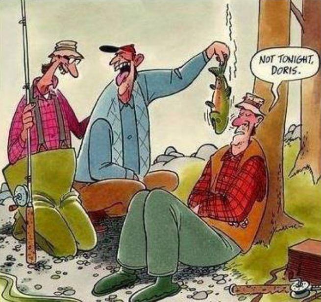 Funny adult cartoon