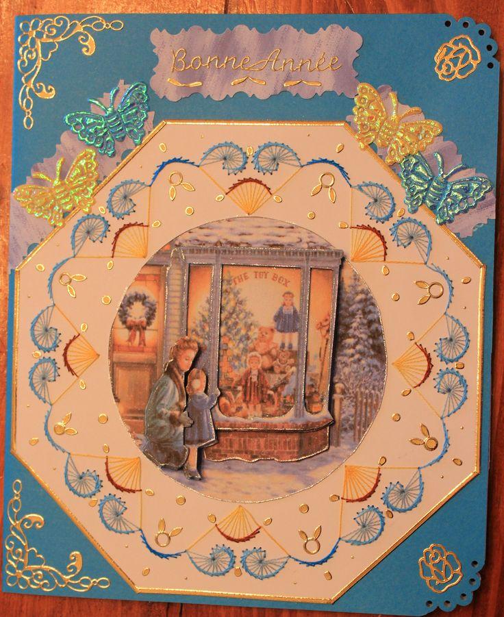 Cartes de Bonne Année
