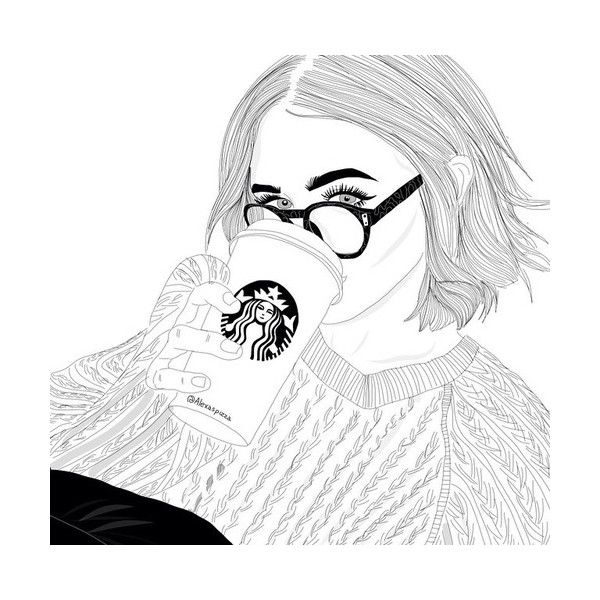 Scribble Sketch Drawing : Best images about my polyvore finds on pinterest