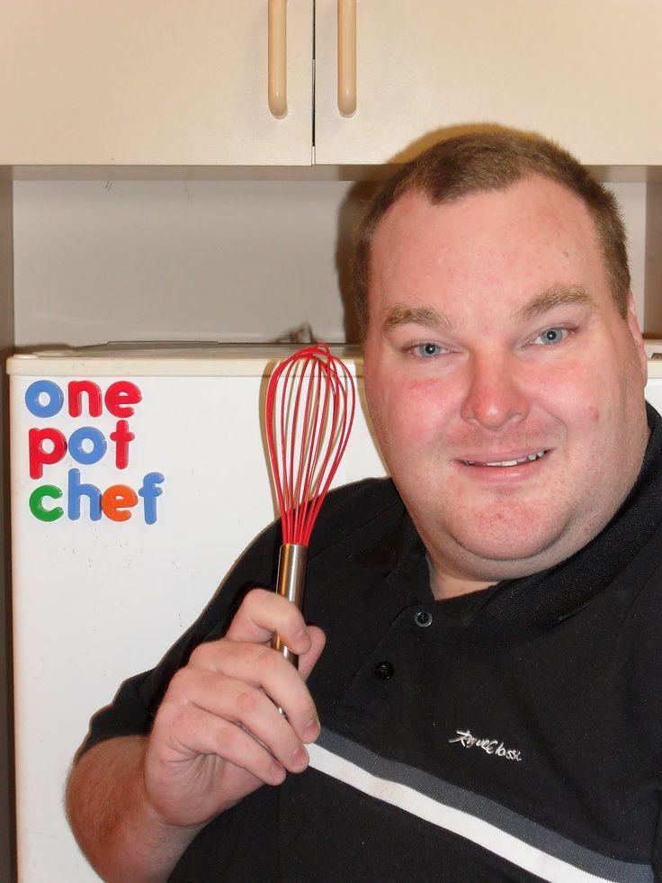 The One Pot Chef Show: Super Simple Coffee Ice Cream - RECIPE