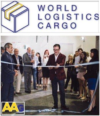 """World Logistics Cargo ha inaugurado oficialmente sus nuevas instalaciones y servicios de logística 4PL en Miami Florida   Ubicados en la zona por excelencia en suministros de servicios de transporte la compañía que lleva más de 30 años operando en diferentes partes del mundo hace 9 años que se encuentra radicada en los Estados Undios y ahora World Logistics Cargo abre su nuevo warehouse en el centro logístico denominado A """"South Florida Logistics Center"""".  MIAMI Abril del 2017 /PRNewswire…"""