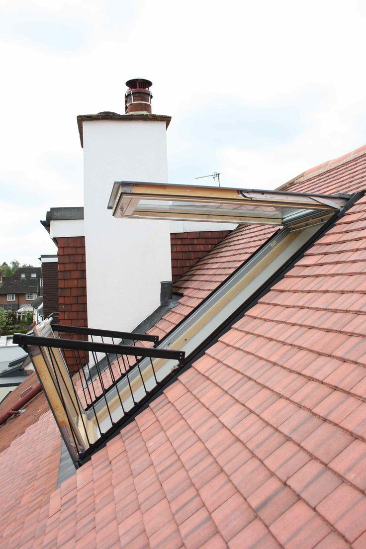 Image gallery skylight balcony for Balcony synonym