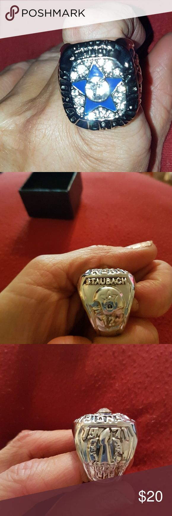 Dallas Cowboys Championship Ring Nice Replica Accessories Jewelry