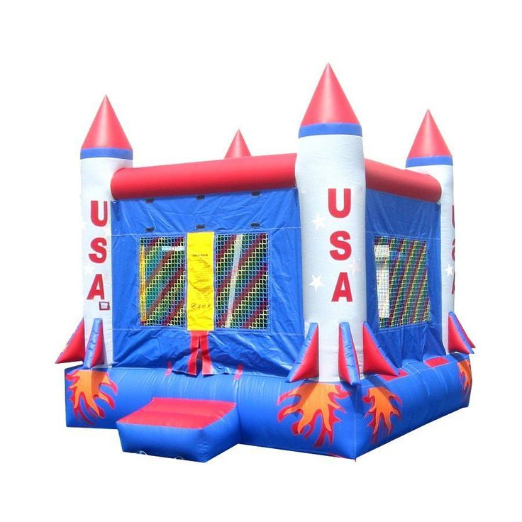 commercial rocket bounce house - Bounce House For Sale