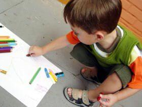 Dibujar como un ejercicio estimulante para la psicomotricidad infantil