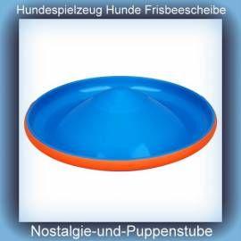 Hundespielzeug Hundefrisbee für Hundetraining Hunde Erziehung - Bild vergrößern