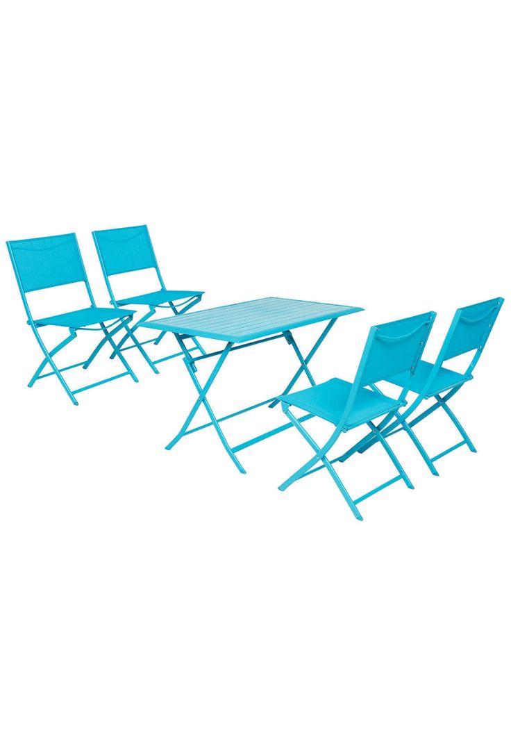 Table De Jardin Pliante Rectangulaire Azua Lagon Elegante Et Sobre Decouvrez La Table Plian Table De Jardin Pliante Mobilier De Jardin Design Table De Jardin