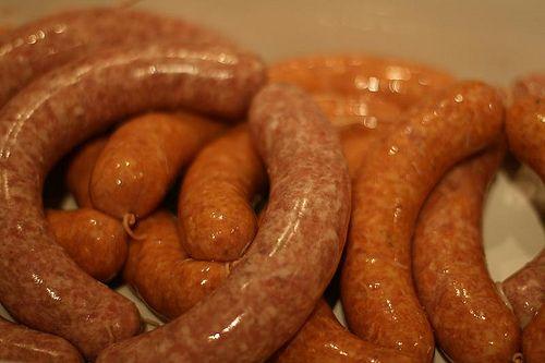Pølser sausages diggmat.com