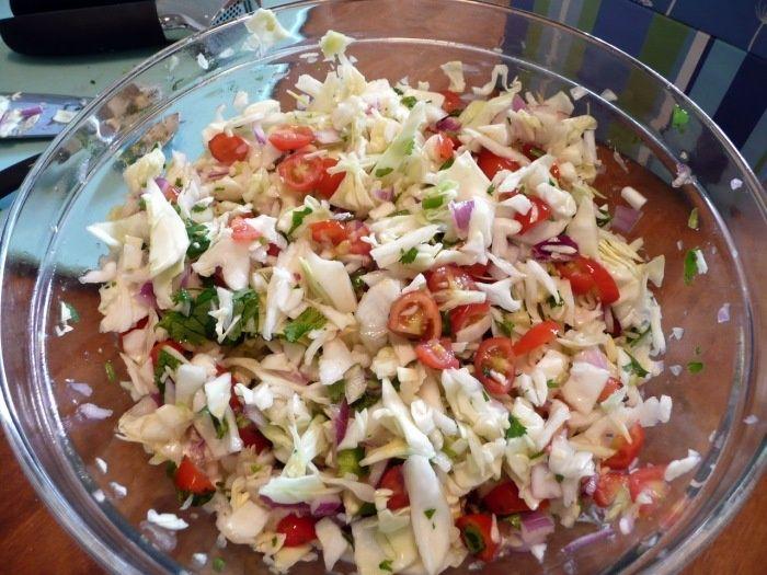 mexican cabbage salsa recipe | https://lomejordelaweb.es/