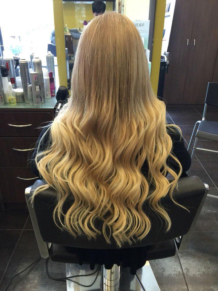 Κυματιστά μαλλιά