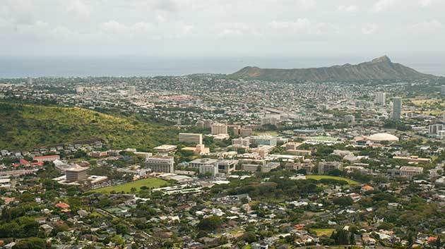 The University Of Hawaiʻi At Manoa Kapiʻolani Community College And Honolulu Community College Are Loc City University Of Hawaii At Manoa University Of Hawaii