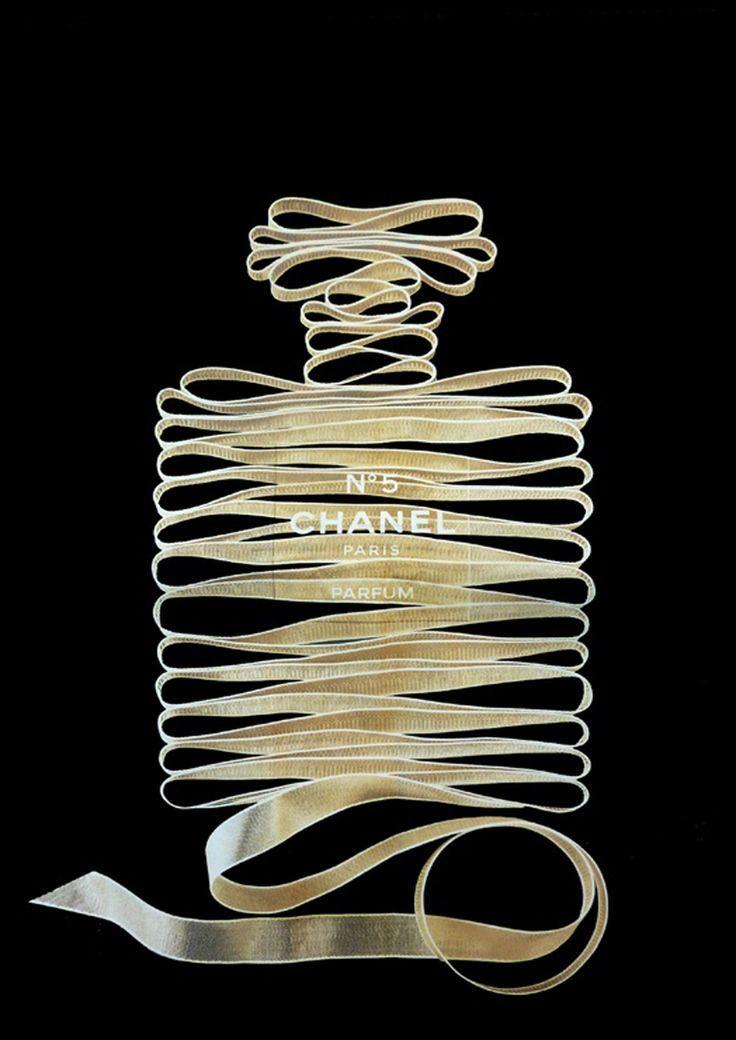 Ribbon Chanel