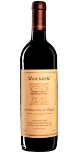 This is an amazing wine for a very small price / 2009 Masciarelli Montepulciano d'Abruzzo
