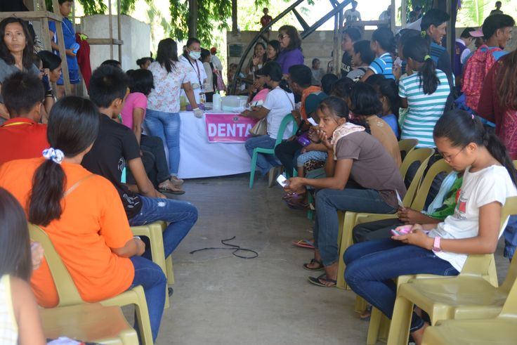 Candon City #LionsClub (Philippines) provided health screenings for over a thousand people
