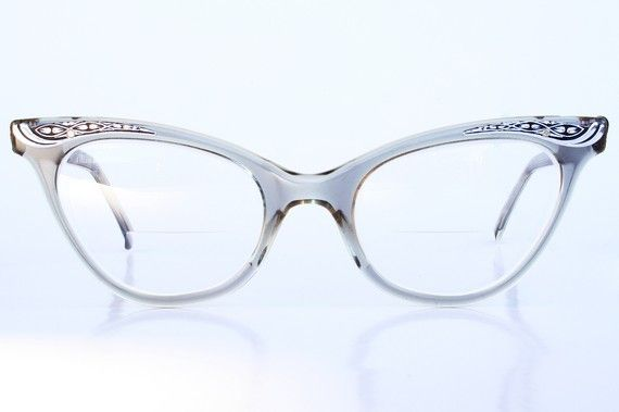 clear grey cat eye glasses frames by liberty peepers pinterest cats classy and eye glasses