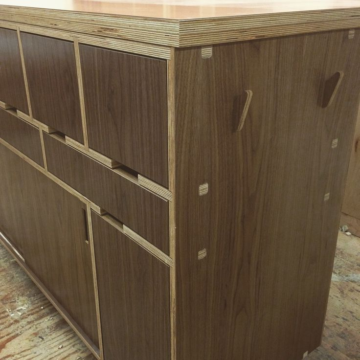 79 best images about kerf plywood kitchens on pinterest for Plywood cupboard