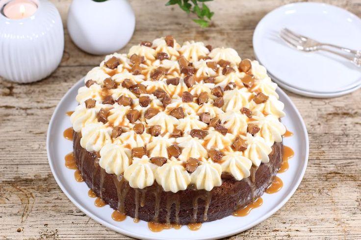 Better-than-sex cake (Chocolate Poke Cake) - CakeByMary.blogg.se