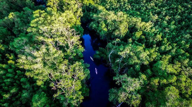 Puerto Barillas. En dépit de sa petite dimension le Salvador a de nombreux atouts à faire valoir pour attirer les touristes (près de 2 millions en 2016). Crédit photo office de tourisme du Salvador.