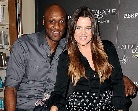 "Lamar Odom ""Expected"" Khloe Kardashian Divorce Filing - Us Weekly"