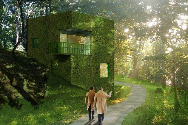 Sandell Sandellberg Project for New hotel in Sochi