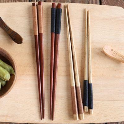 awesome  Wooden Chopsticks * Japanese Detailed Craftsmans Z