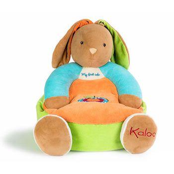Kaloo 'Colours' My First Sofa Rabbit