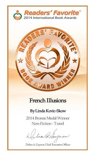 ****BRONZE MEDAL WINNER in the Non-Fiction Travel Category in the 2014 Readers' Favorite Book Awards Contest *****