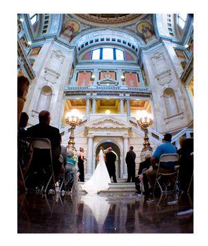 Luzerne County Courthouse - Pretty Wedding Setting