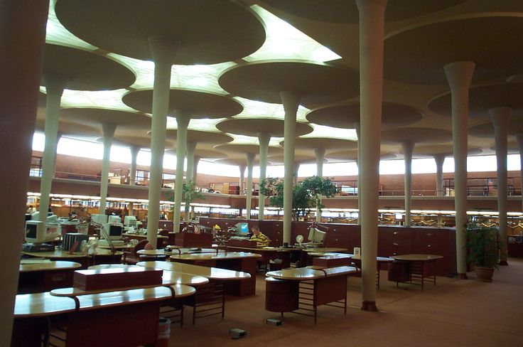 8 Best Images About Flw Johnson Wax On Pinterest