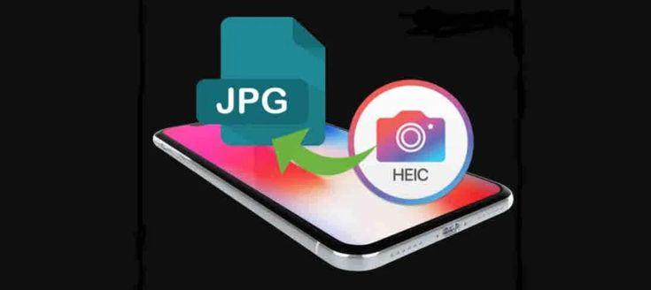 Convertire il formato HEIC in JPG su Windows 10 Sistema