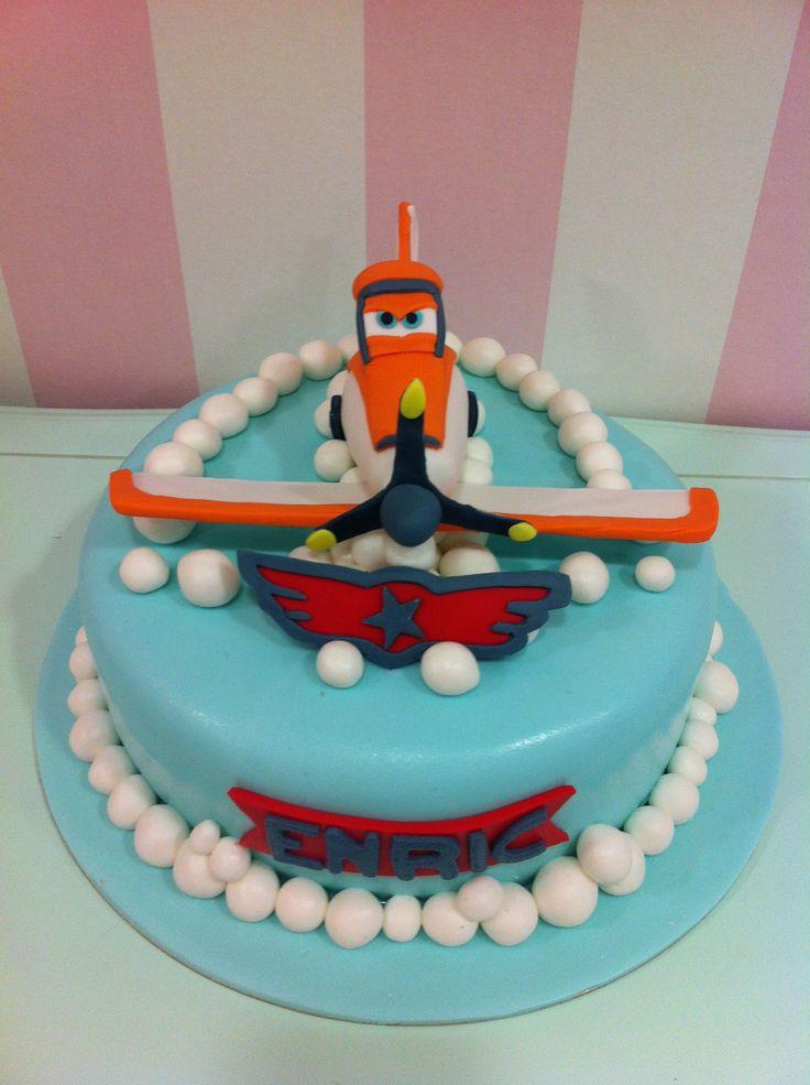 Cake Decorating Ideas Planes : Tarta Aviones - Planes Cake aviones disney cakes ...