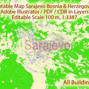Sarajevo PDF Map all buildings Bosnia and Herzegovina ... on ww1 map, amsterdam netherlands map, bosnia and herzegovina map, bratislava slovakia map, bosnia location on map, vladivostok russia map, tirana albania map, slovenia bosnia map, damascus syria map, stockholm bosnia map, lukavac bosnia map, bosnia genocide map, europe bosnia map, bosnia on world map, pristina kosovo map, livno bosnia map, surviving the killshot map, zurich switzerland map, syrian land use map, blagaj bosnia map,