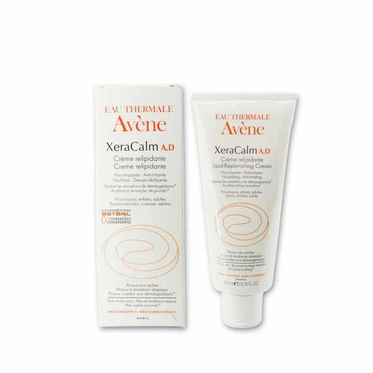 #Avene #XeraCalm A.D Lipid Replenishing #Cream 200 ml hakkındaki birçok bilgiye bu sayfamızdan ulaşabilir, ayrıca diğer ürünlere ise http://www.dermokolik.com/avene buradan ulaşabilirsiniz.