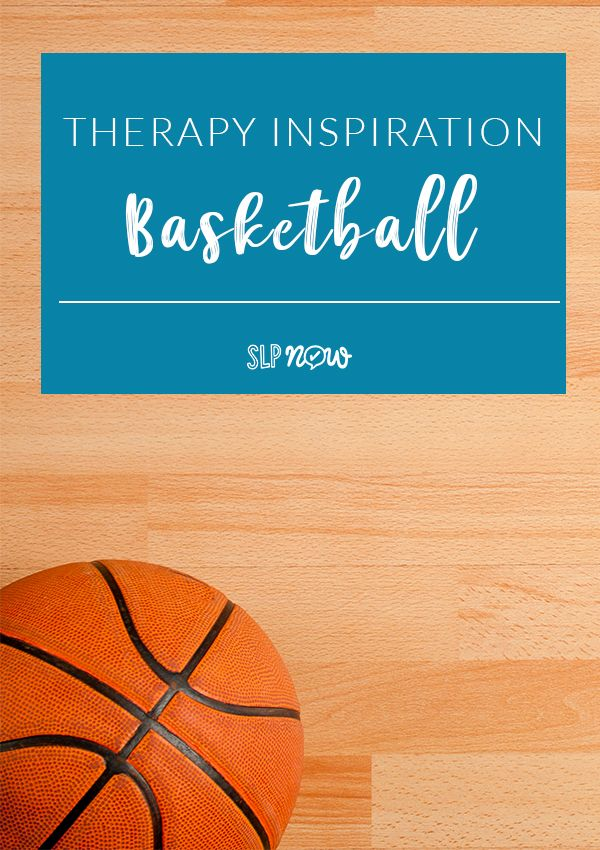Do you need some speech therapy ideas for March Madness? I've got a few fun and engaging basketball-themed activity suggestions in this blog post, so click through to read them and catch a video tutorial!