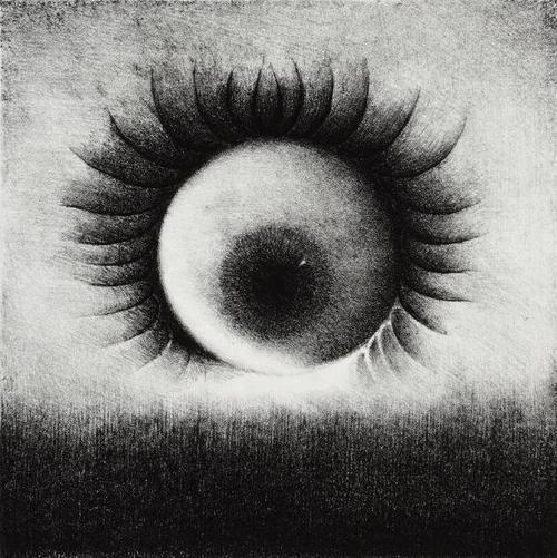 Rodolfo Abularach - City of the Eyes, 1966. S)