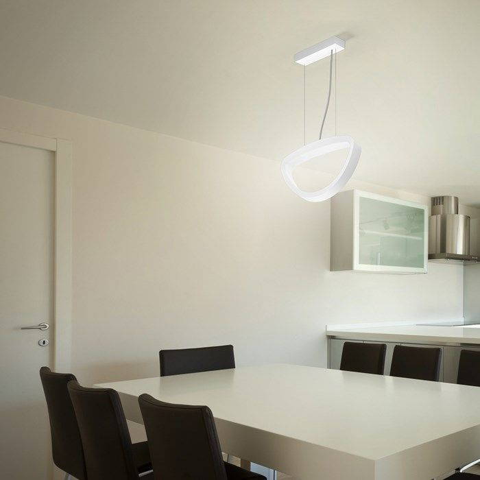 SUSPENSION 5506 by 9010 is a very contemporary light