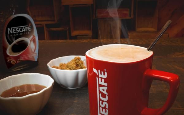 Sweeten up your start by whipping up this Brown Sugar and Caramel NESCAFÉ Latte.