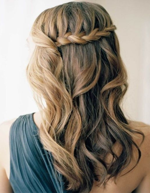 Brilliant 17 Best Images About Prom Hairstyles 2017 On Pinterest Updo Hairstyles For Women Draintrainus