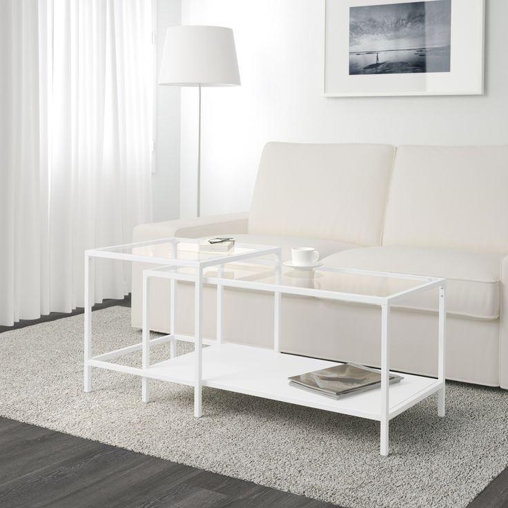Ikea Salontafel Met Glas.Ikea Tafel Liatorp